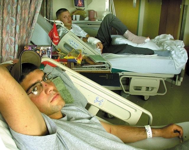 ועדה רפואית משרד הביטחון של חיילים בבית חולים