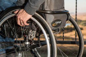 """שיקום נכי צה""""ל על כיסא גלגלים"""