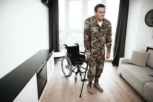 """חייל פצוע המיוצג על ידי עו""""ד משרד הביטחון בתביעה להכרה כנכה צה""""ל"""