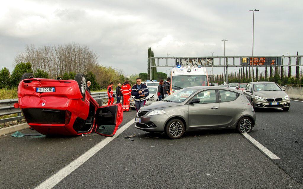 """תאונת דרכים שייוצגה ע""""י עורך דין תאונות דרכים"""