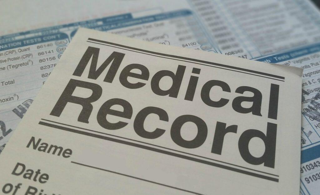 מסמך רפואי - לועדה רפואית משרד הביטחון