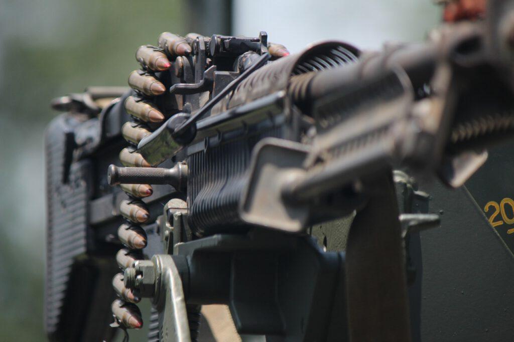 תאונת אימונים בצבא
