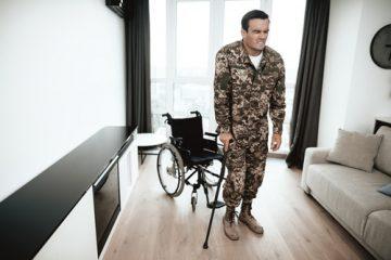 פציעה בפיגוע בזמן שירות צבאי